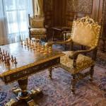 Primaverii Palace chess table